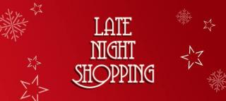 Late night Shopping